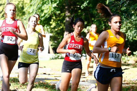 Women's Cross Country picked eighth in CC poll