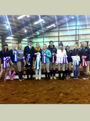 Intermont Equestrian Finishes Fourth At Tournament Of Champions Winter Classic I Saturday