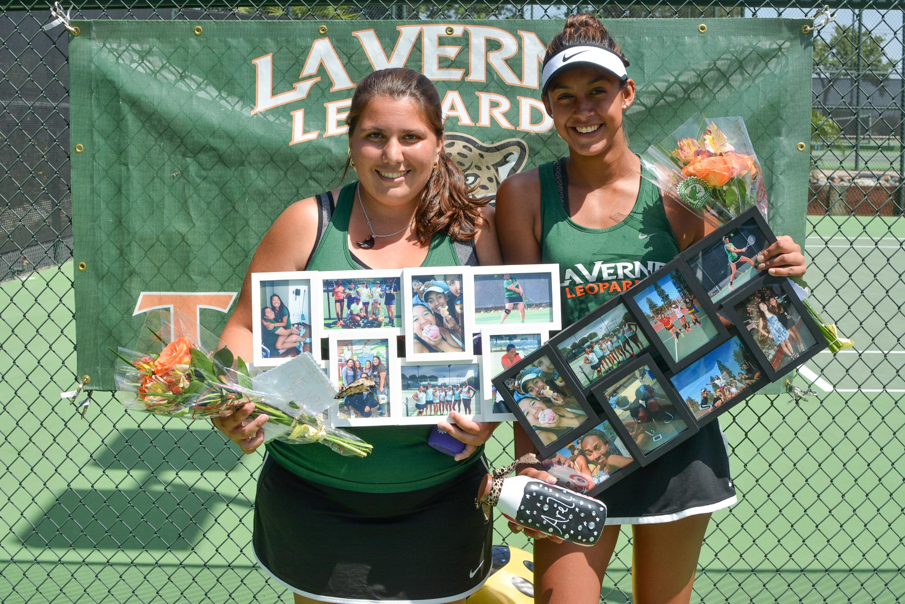 Tennis drops to Cal Lutheran on Senior Day