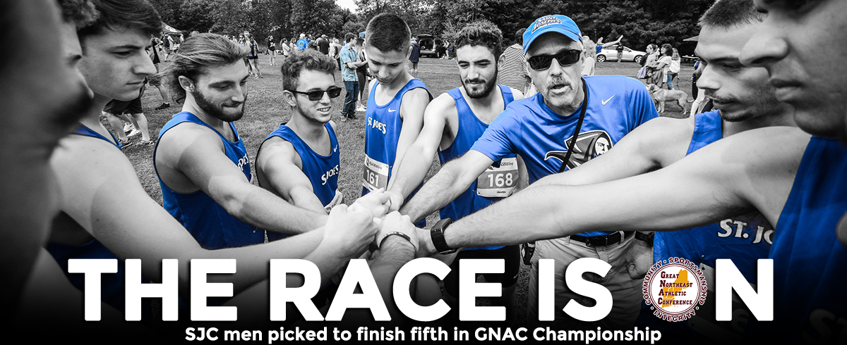 Men Picked to Finish Fifth in GNAC Cross Country Championship