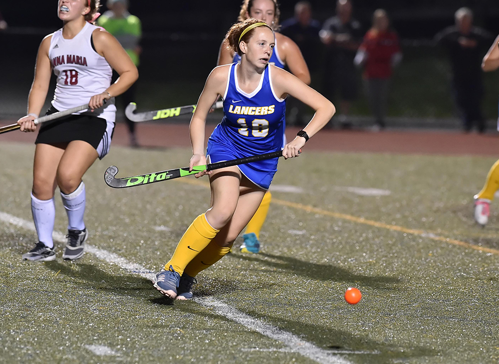 Field Hockey Prevails in Pivotal Little East Matchup