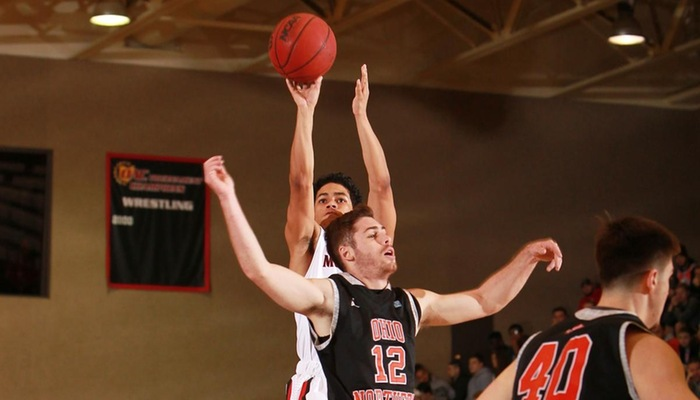 Men's Basketball Bested at John Carroll
