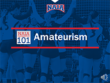 Amateurism Bylaws video