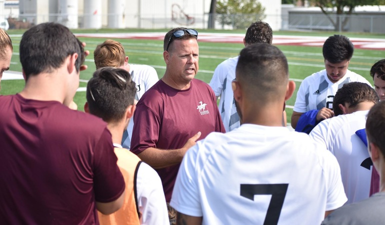Evangel Men's Soccer Concludes Season Monday at Culver-Stockton
