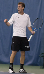 Kuelker Wins At No. 2 Singles As Vikings Fall To Illinois State