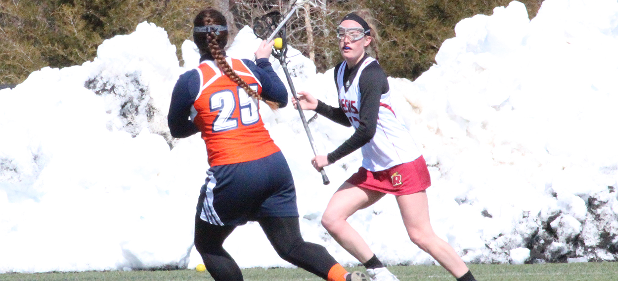 Second Half Adjustments Pay Dividends In Women's Lax Win Over Elms