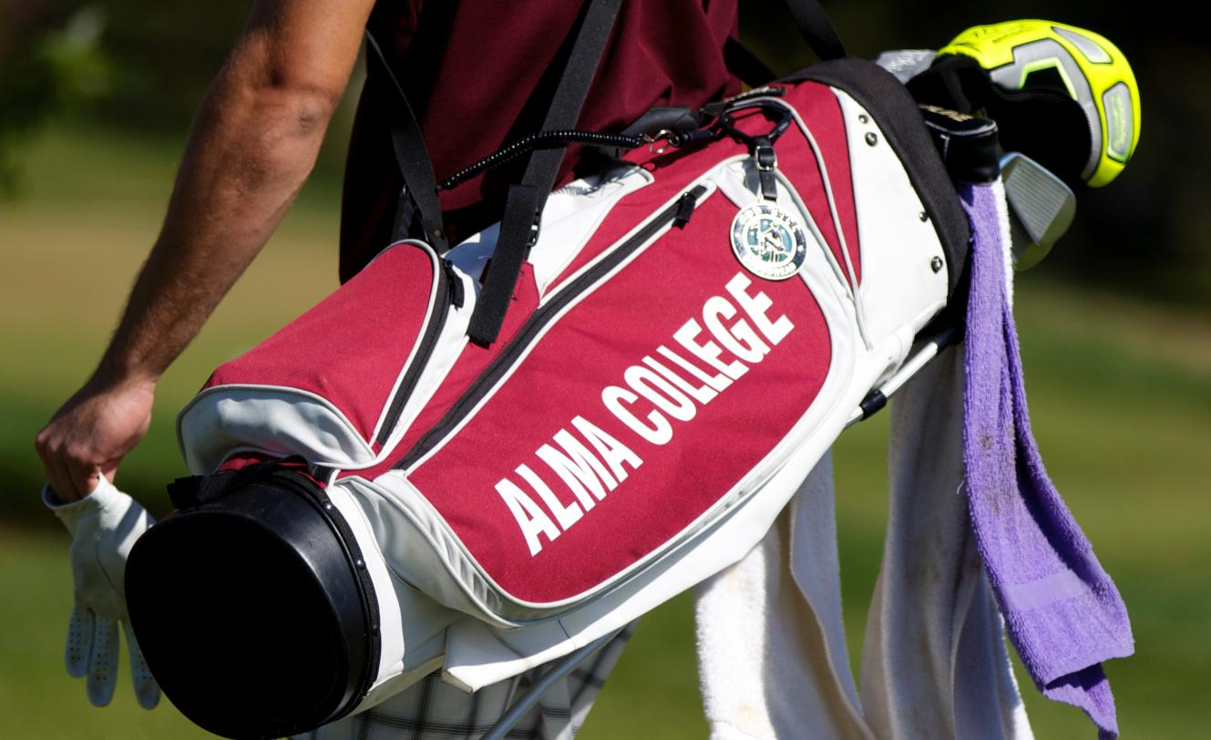 Alma Men's Golf is seventh in MIAA Jamboree hosted by Calvin College on Monday