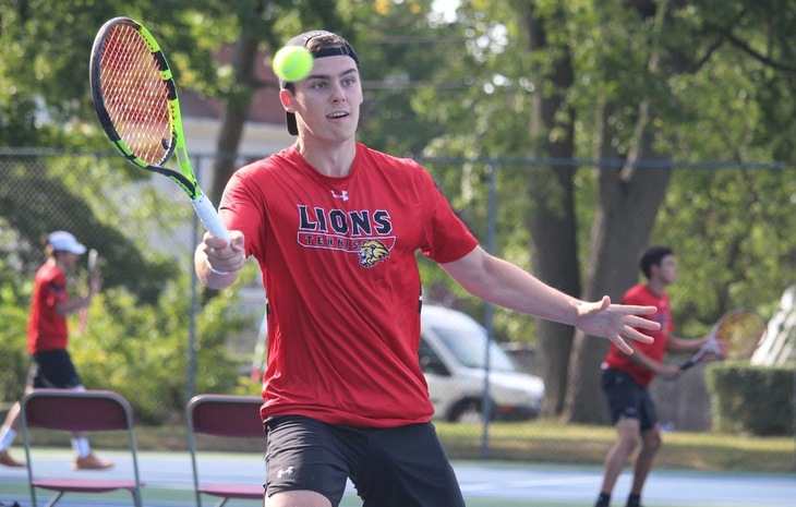 Men's Tennis Stumbles at Babson, 9-0
