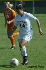 Women's Soccer Falls in Spring Contest