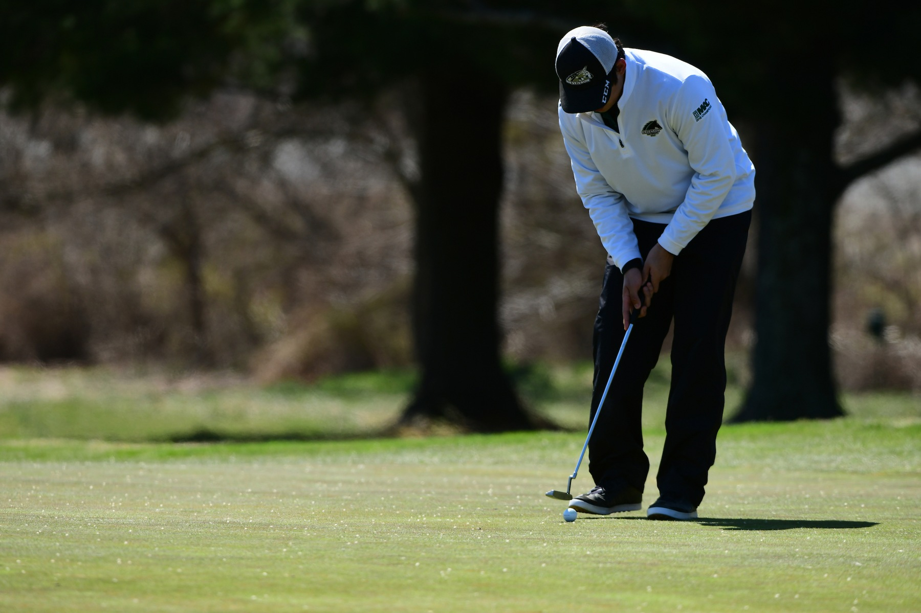 Mustangs Tied for Fourth After Opening Round of Spartan Invite