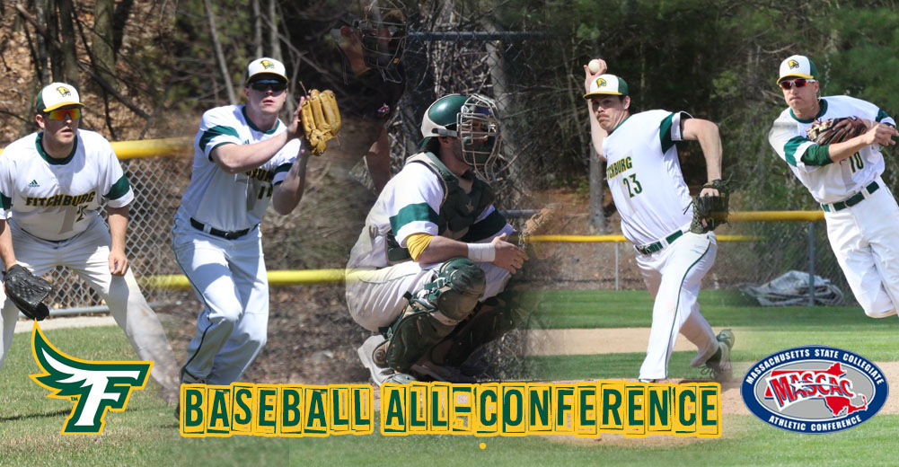 Falcons Name Five To MASCAC All-Conference Teams