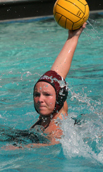 SCU Women's Water Polo Edged 6-5 By No. 12 Michigan