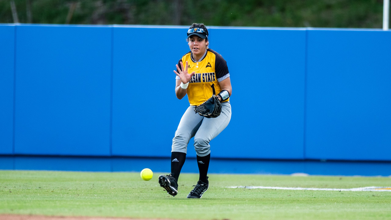 KSU's Dickey Named Softball Academic All-District®