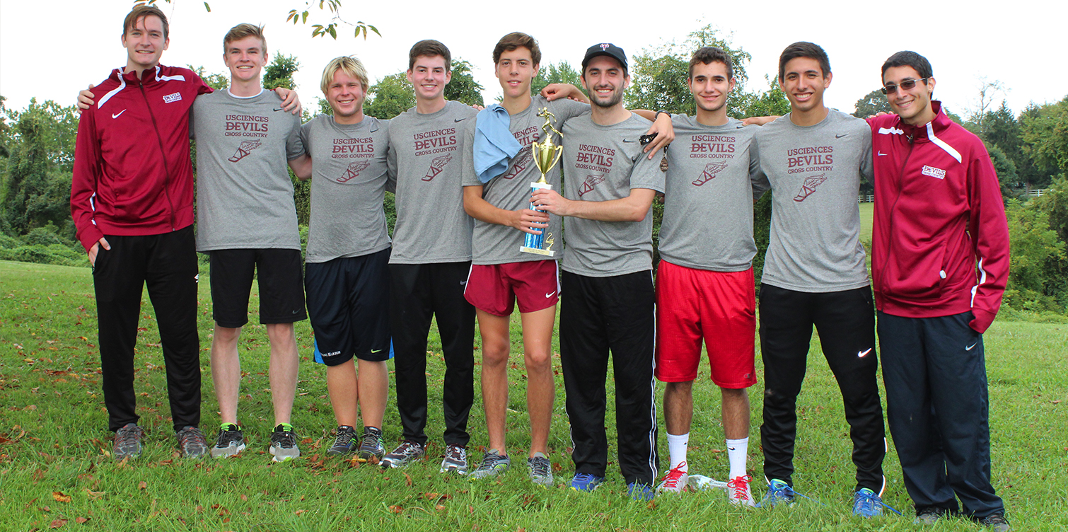 Numerous Collegiate Personal Records Set as Men's Cross Country Places Second at GB Intive