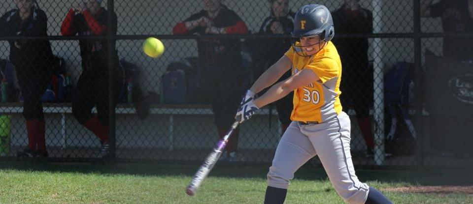 Offense Shines in Softball Sweep of Berea