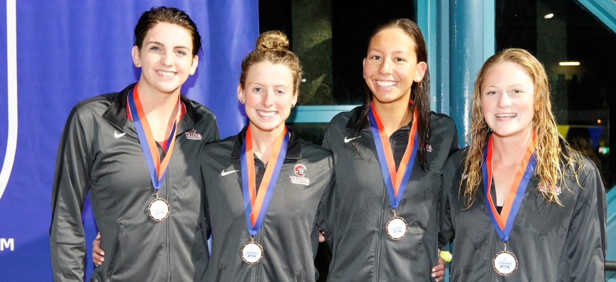 UT Swimming Sets Five School Records Through Day Two at SSC Championships