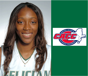McDuffie Named CACC Rookie Of The Week