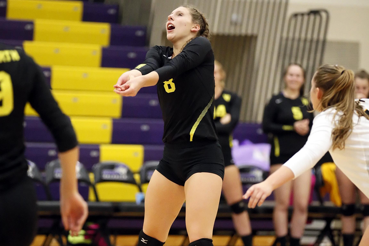 Women's Volleyball Suffers First Loss of Season