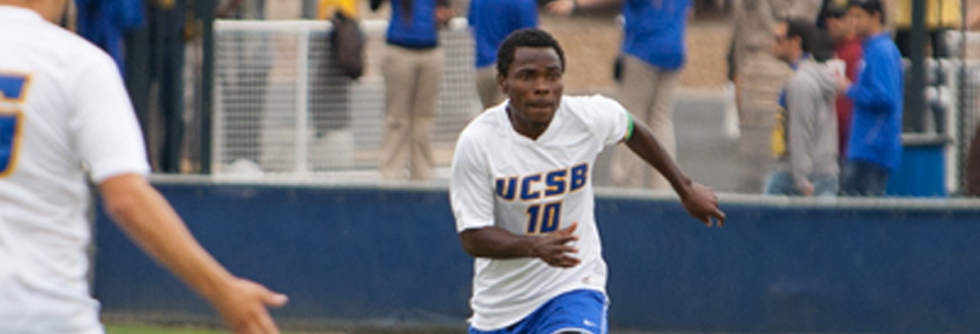 No. 8 UCSB Shuts Out Sacramento State, 2-0