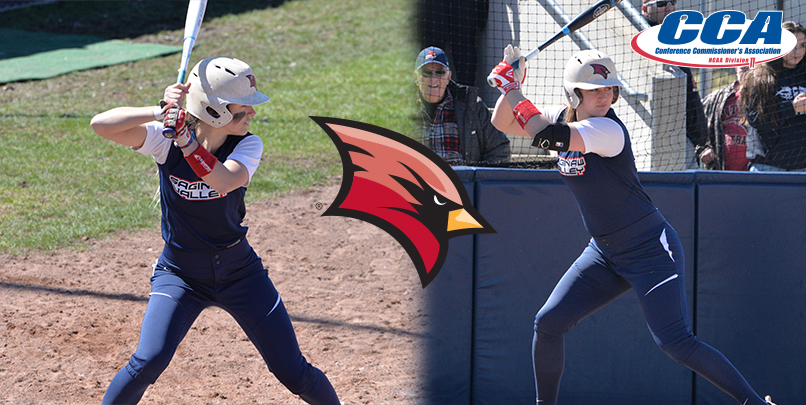 Reeves, Rousse Earn D2CCA All-Midwest Region Honors