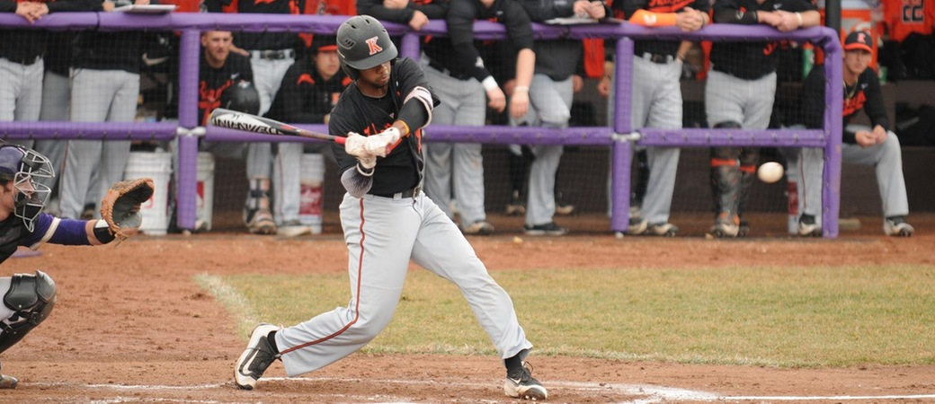 Baseball sweeps MIAA opener at Albion