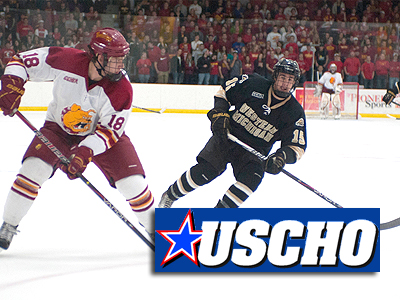 #1 FSU Hockey Featured In USCHO Story
