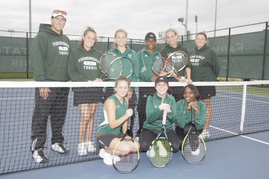 2009 Women's Tennis Season Recap