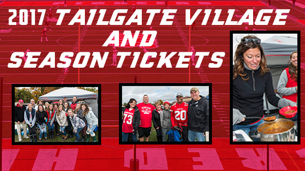 Reserve Your Tailgate Village And Football Season Tickets Now