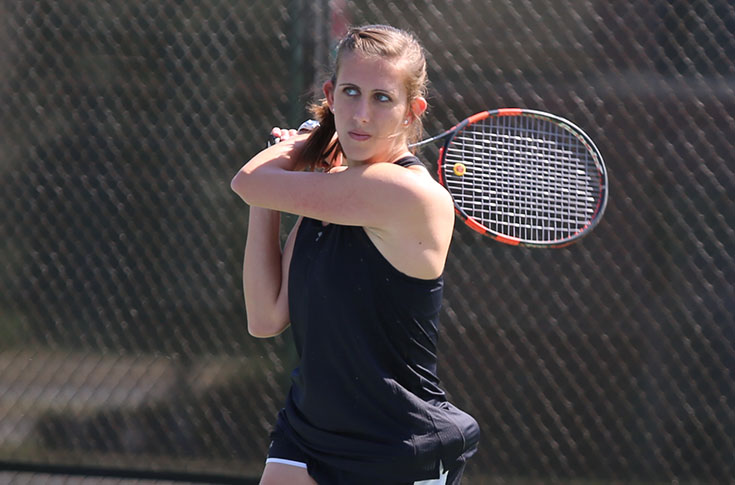 Women's Tennis: Panthers swept by Piedmont in USA South match