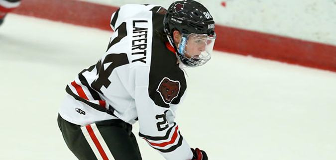 Bears Skate to Draw with Princeton - ECAC Hockey