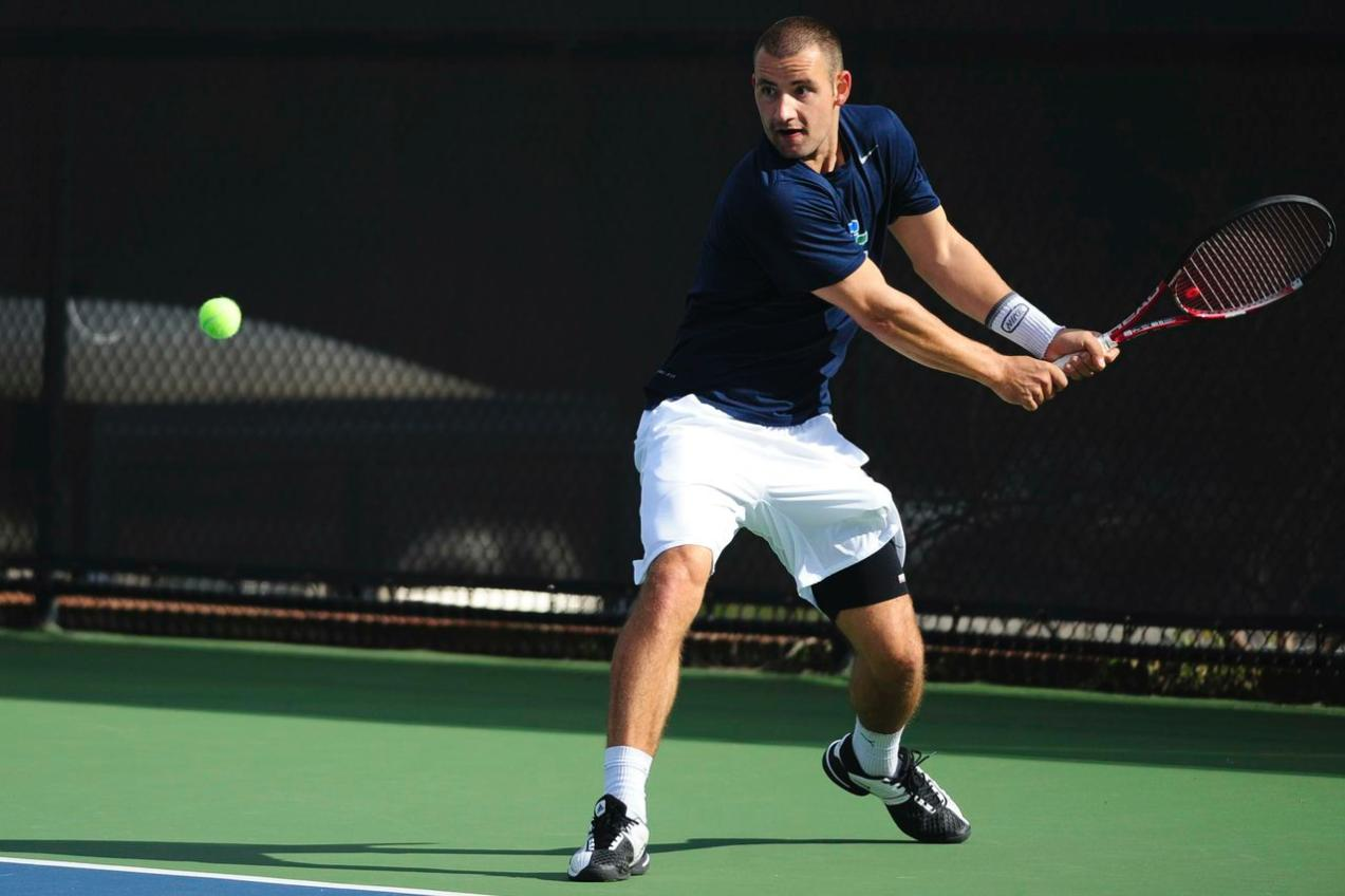 #16 Bobcat Men Finish #26 Flagler, 6-3