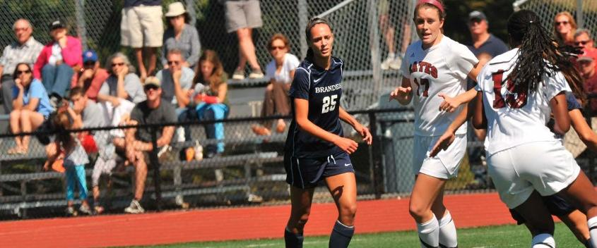 In a dramatic finish, women's soccer falls to Castleton State in ECAC Quarters