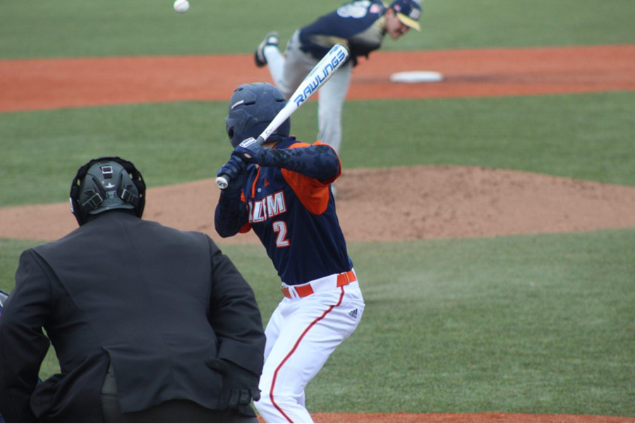 Salem State Improves to 4-1 In Conference With 7-2 Win Over Mass Maritime