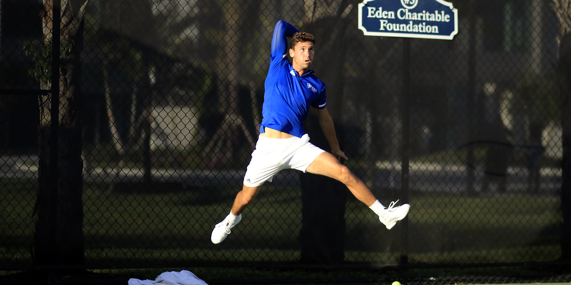 Men's Tennis Holds at No. 3 in ITA National Rankings