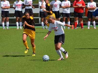 Cardinals down Captains 1-0 in hard-fought match