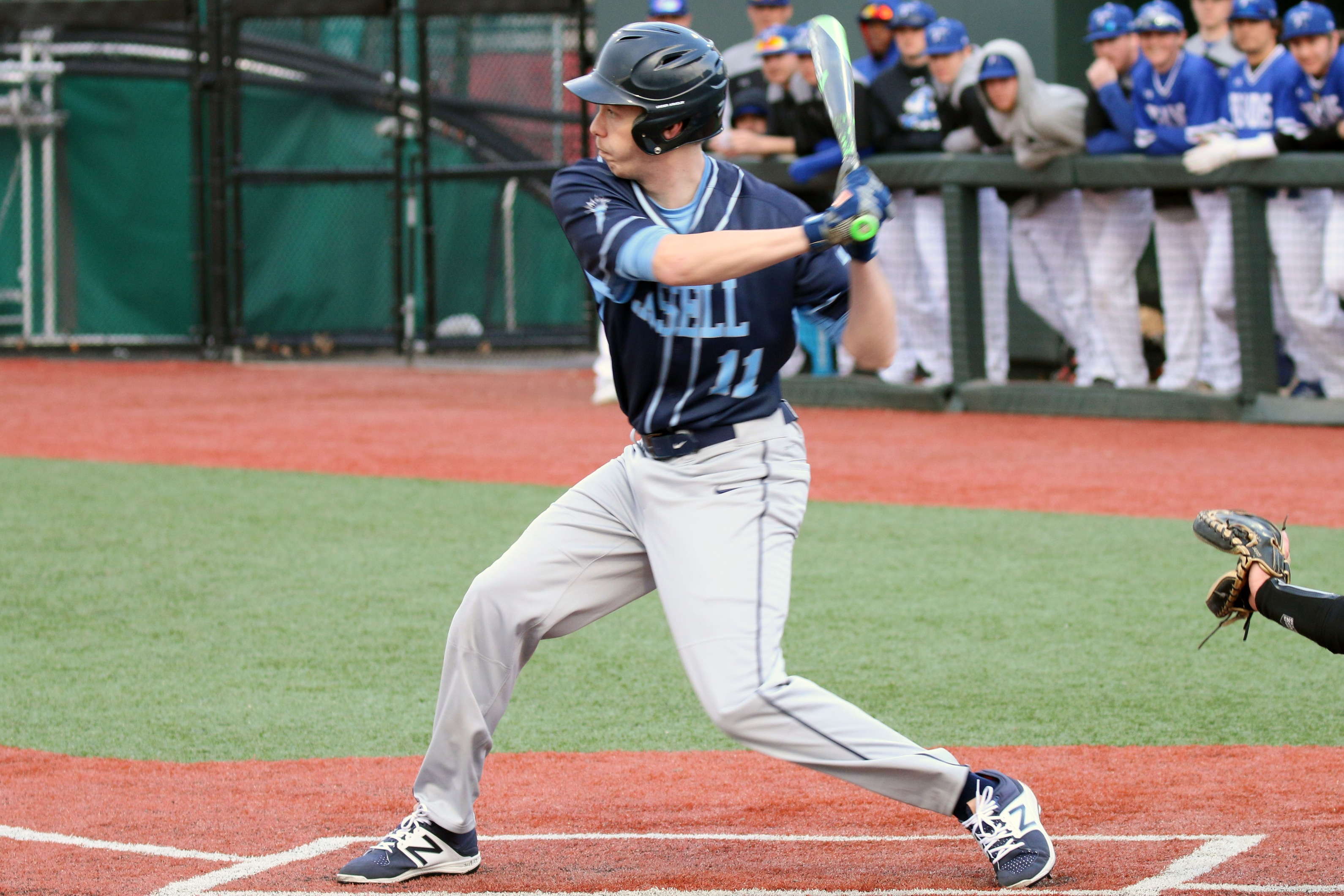 Lasell Baseball drops pair at St. Mary's (Md.)