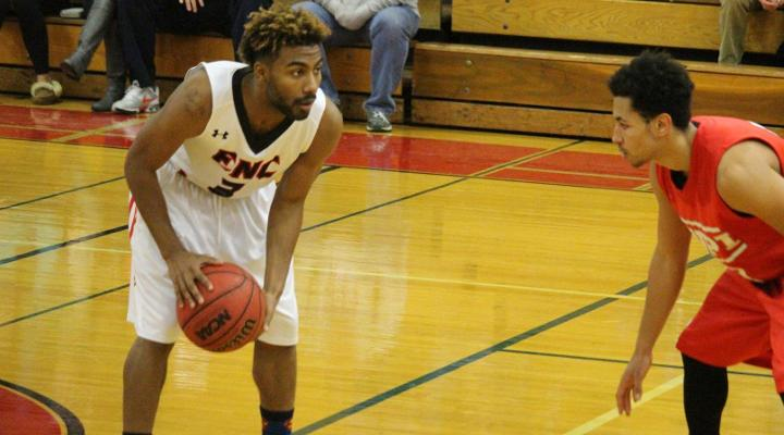 Men's Basketball Drops Heartbreaker to No. 14 WPI, 67-65, on Buzzer-Beater