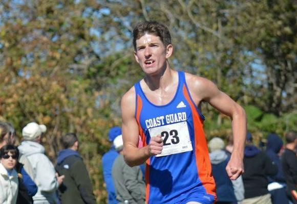 Men's Cross Country 7th at ECAC Championships