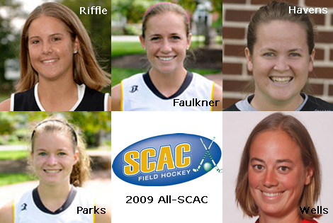 SCAC Announces 2009 All-Conference Field Hockey Team