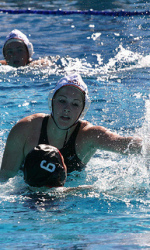 Women's Water Polo: Healthy and Ready to Play