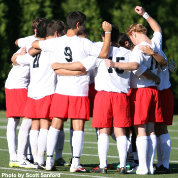 Lake Forest Men's Soccer Ranked Second in MWC Preseason Coaches Poll