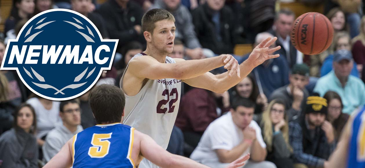 Ross Garners NEWMAC Co-Defensive Player of the Week Honors
