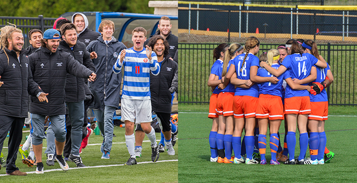 #CUWStatsInfo: Men's, Women's Soccer teams off to fast starts in 2015