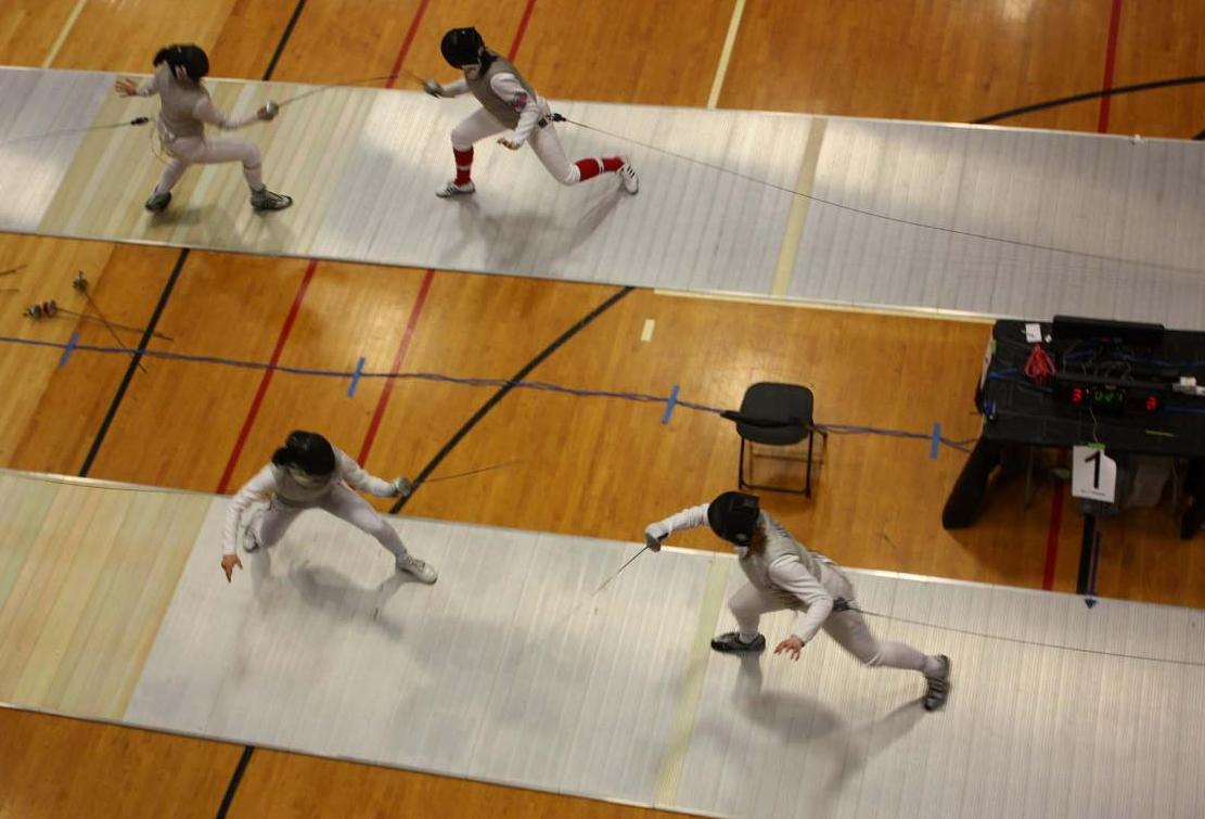 Vikings Fencing Team Starts Season Off With Men Going 7 1