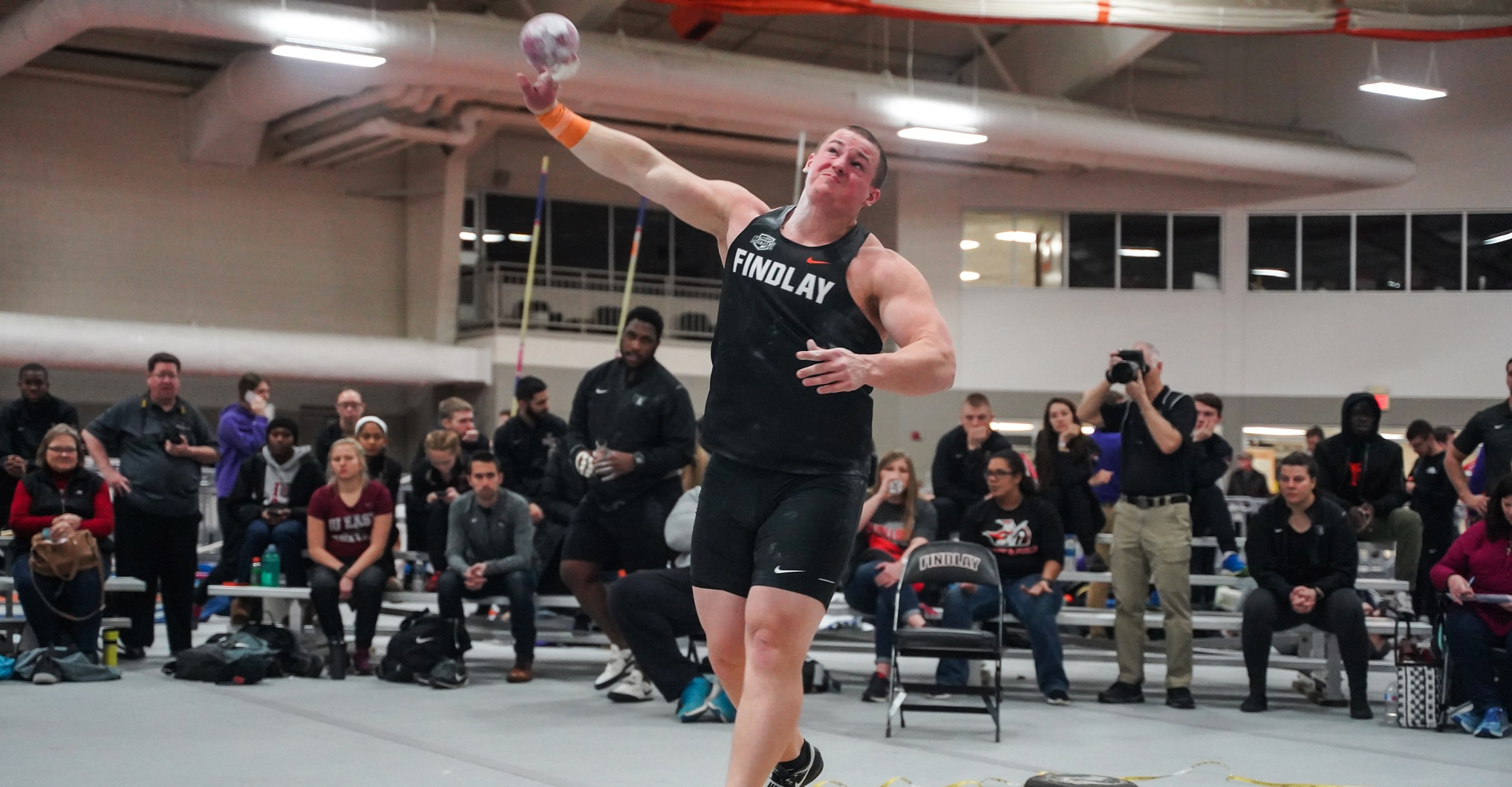 Oilers Compete at Findlay Open