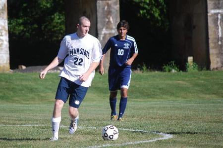 Corey Meyers earns PSUAC Co-Player of the week
