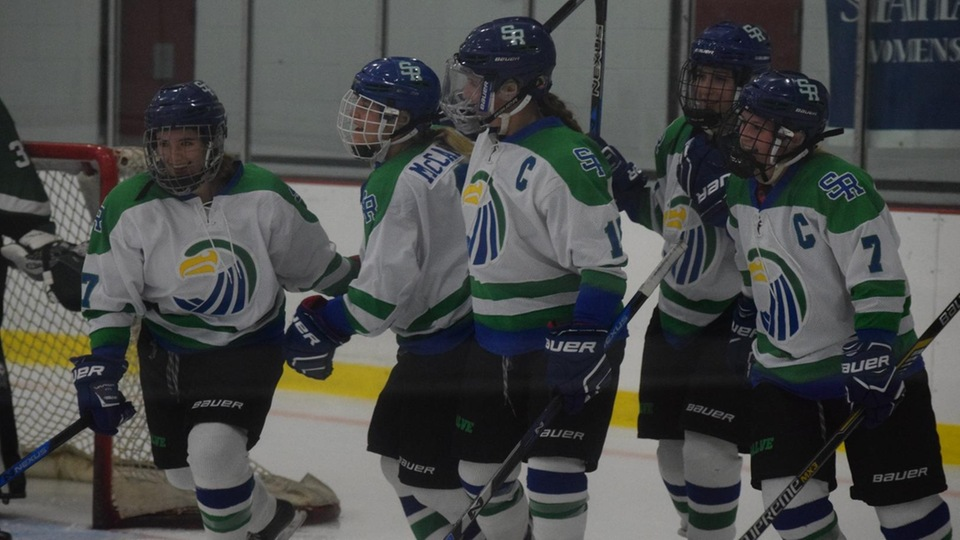 Spartans edge Seahawks 4-2 in NEHC matchup