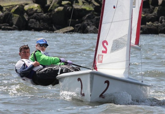 Coed Sailing 5th at NEISA Championship, Advance to National Championship