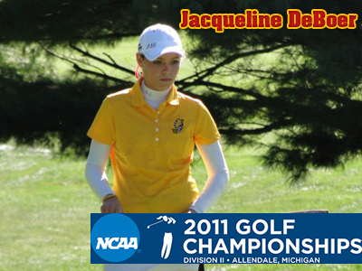 Ferris State's Jacqueline DeBoer Qualifies For NCAA Championships