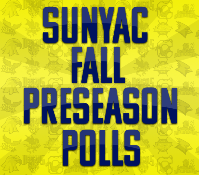 2018 SUNYAC fall sports preview